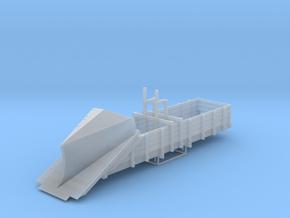 DRGW Gunnison Plow HOn3 in Smooth Fine Detail Plastic