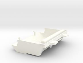 058019-04 Tamiya F150 Seat Bucket Auto, 2WD in White Processed Versatile Plastic