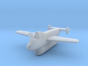 (1:200) Blohm & Voss BV P175 in Smooth Fine Detail Plastic