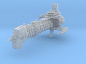 Castigator Battleship in Smooth Fine Detail Plastic