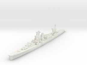 Agano cruiser 1/2400 in White Natural Versatile Plastic