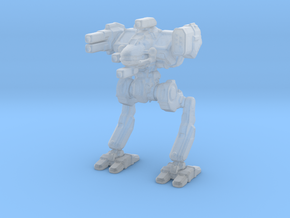 Ostera SR-3D Mechanized Walker Platform in Smooth Fine Detail Plastic