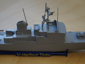 Thetis Class, Superstructure (1:350, static) in Smooth Fine Detail Plastic