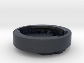Wahoo Garmin Edge / Forerunner Mount Adapter in Black PA12: Medium