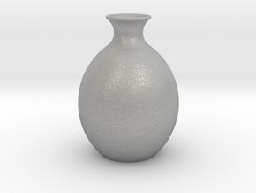 Vase porcelain / decanter in Aluminum