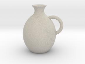 Decanter in Natural Sandstone