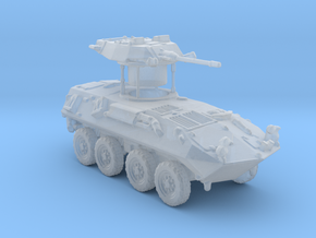 LAV 25A2 160 scale in Smooth Fine Detail Plastic