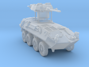 LAV 25A2 285 scale in Smooth Fine Detail Plastic