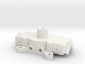 Carburetor (type 3) for RC4WD V8 Engine. in White Natural Versatile Plastic