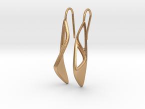sWINGS OC Earrings in Natural Bronze
