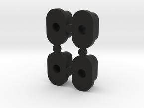 Front End Slugs for the KSG Ultimate Front End in Black Premium Versatile Plastic