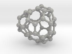 0656 Fullerene c44-28 cs in Aluminum