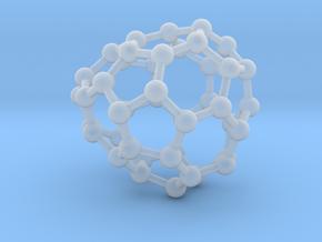 0657 Fullerene c44-29 c1 in Smooth Fine Detail Plastic