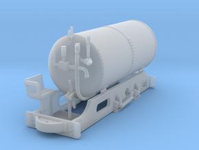 Atlas långban air loco in Smooth Fine Detail Plastic: 1:45