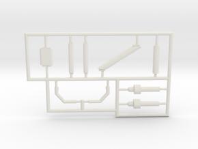 Grumman-E-1B-144Scale-07-PartFret in White Natural Versatile Plastic