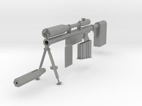 1/3rd scale Yoko Ritona Sniper Rifle  in Gray PA12