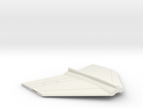 F8-144scale-05-InnerWing-Down in White Natural Versatile Plastic