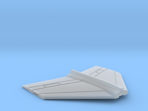 F8-144scale-05-InnerWing-Down in Smooth Fine Detail Plastic
