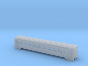 ER 1 Trailer(prisepnoi) SOVIET TRAIN ELECTRIC ! Us in Smoothest Fine Detail Plastic