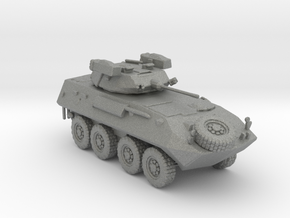 LAV 25a3 160 scale in Gray Professional Plastic