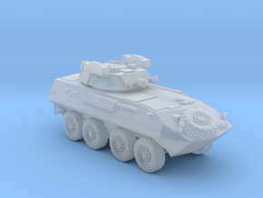 LAV 25a3 285 scale in Smooth Fine Detail Plastic