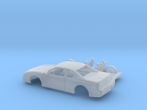 1/87 1999-2004 Chevrolet Monte Carlo Kit in Smooth Fine Detail Plastic