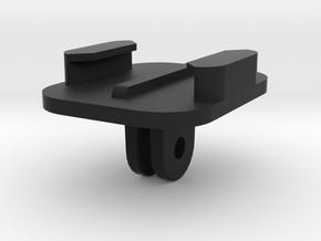 GoPro Quick release prong mount  in Black Natural Versatile Plastic