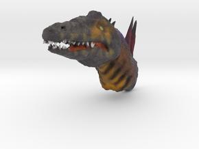 Spinosaurus in Natural Full Color Sandstone