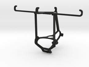 Steam controller & Yezz Monte Carlo 55 LTE VR - Ov in Black Natural Versatile Plastic