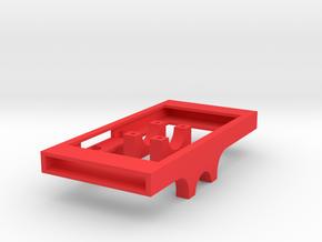 support-vtt-light - support-vtt-vertical-light-fix in Red Processed Versatile Plastic