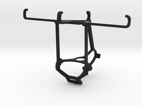 Steam controller & alcatel Fierce XL (Windows) - O in Black Natural Versatile Plastic