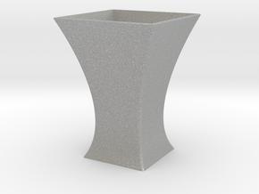 Vase Mod 002 in Aluminum