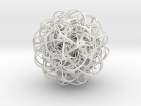I S O in White Natural Versatile Plastic