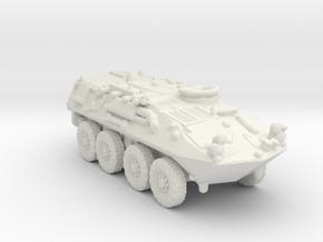 LAV Ma2 160  scale in White Natural Versatile Plastic