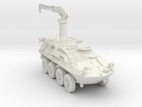 LAV R 220 scale in White Natural Versatile Plastic
