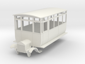 0-64-ford-railcar-1a in White Natural Versatile Plastic
