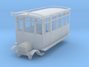 0-148fs-ford-wsr-railcar-1 in Smooth Fine Detail Plastic