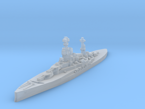 Revenge class (1943) 1/4800 in Smooth Fine Detail Plastic