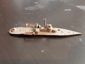 1/1250th scale SMS Leitha (1914) in Smooth Fine Detail Plastic