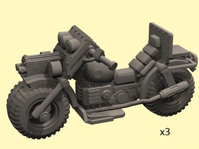 28mm Astrobike Recon x3 in Smooth Fine Detail Plastic