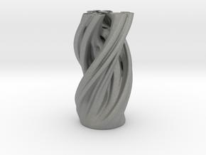 Julia Vase in Gray Professional Plastic
