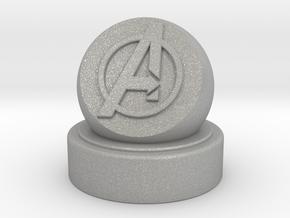 Avengers Paperweight in Aluminum