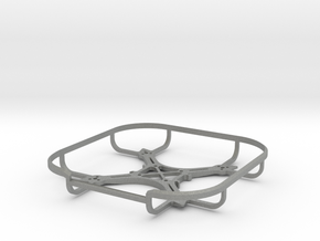 Bubo68 Drone Frame in Gray Professional Plastic