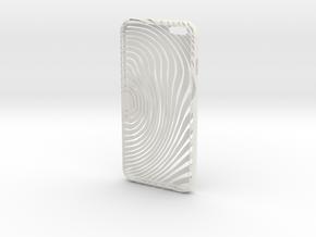 """Iphone 6 """" 4 """" in White Natural Versatile Plastic"""