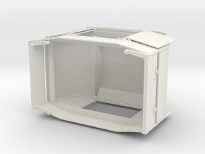 a-7-8-protected-simplex-both-doors-open in White Natural Versatile Plastic