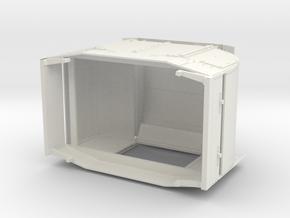 a-1-12-protected-simplex-one-door-open in White Natural Versatile Plastic