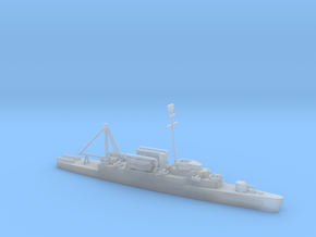1/700Scale USSWantuckAPD-125 in Smooth Fine Detail Plastic