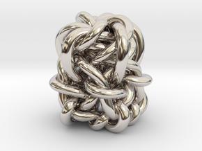 B&G Knot 01 in Platinum
