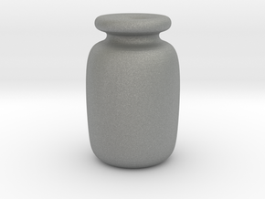 bottle in Gray PA12