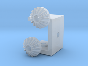 16t gear for Joaquin in Smooth Fine Detail Plastic